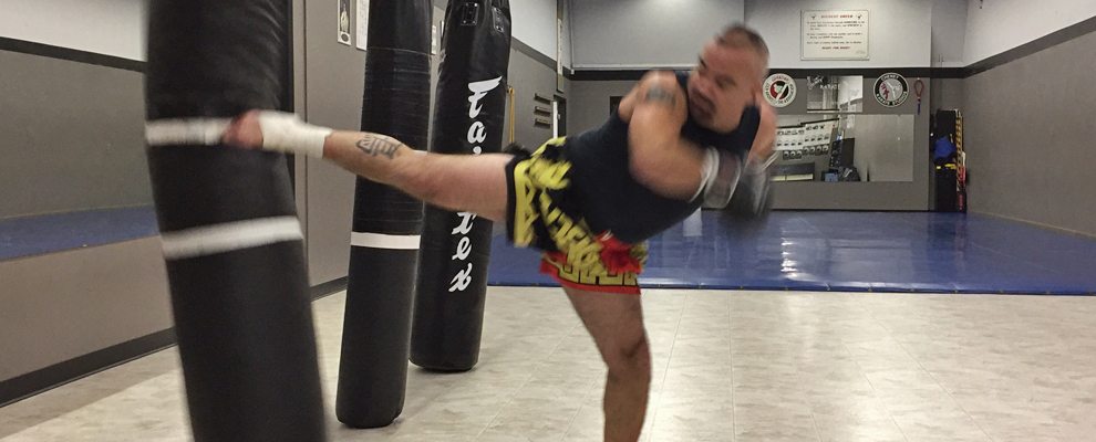 Help with mobility and flexibility with kicks including the spinning back kick.
