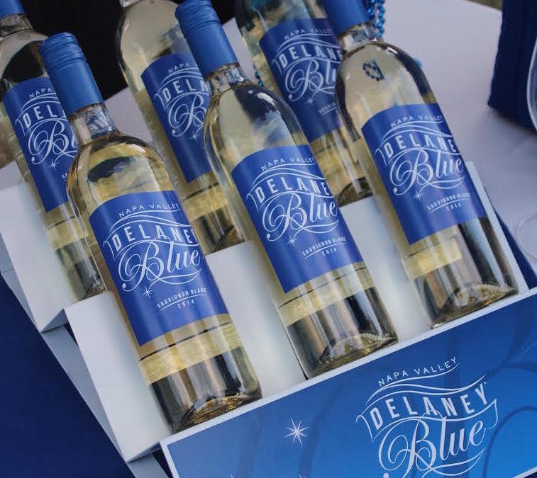 Diabetes365 Features Article on Delaney Blue Wine
