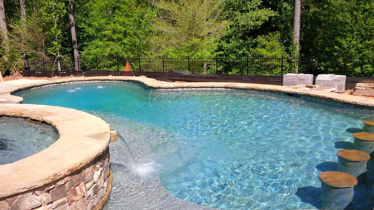 georgia pool builder