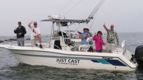 Best Charter Boat in Galveston