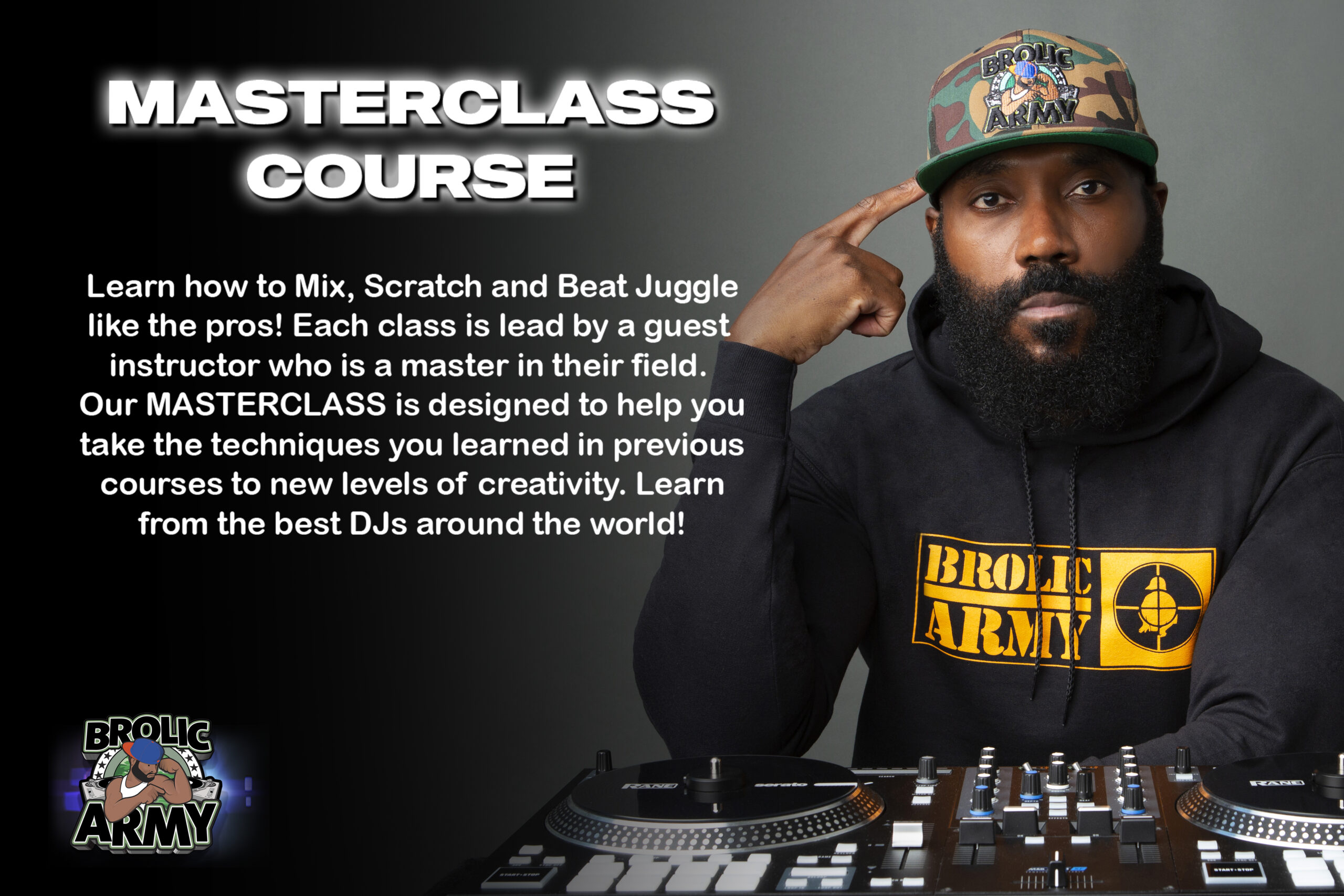 Masterclass Course Group