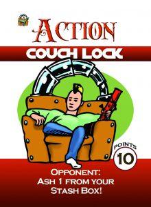 Highjack Couchlock