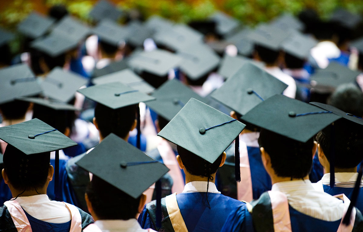 Discover the Graduate Guarantee Acceptance Program