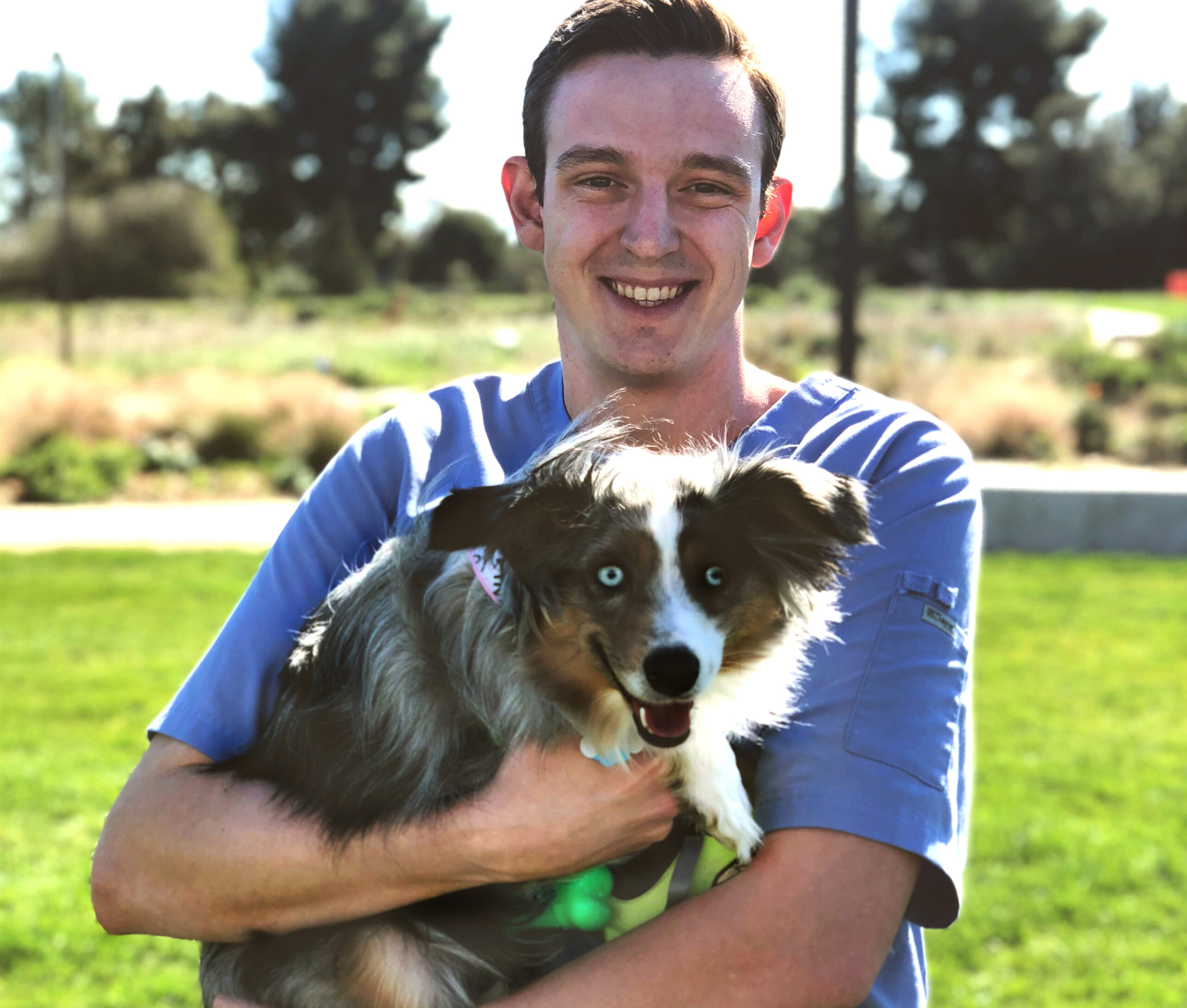 Getting to Know Your Student Rep: Ricky Walther, the Aspiring DVM with a Heart for Serving Others