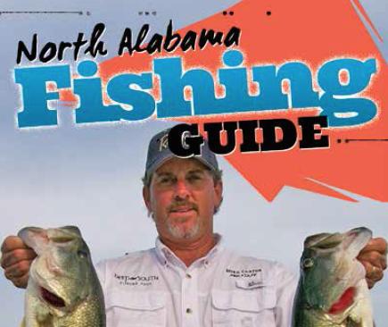 North Alabama Fishing Guide