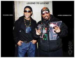 When you discuss or mention Hip Hop pioneers, these two individuals DJ KOOL HERC & AFRIKA BAMBAATAA should be acknowledged. Hip Hop's existence and identification would not have been, if they did not play their part in bringing it to the world. What might be the tragedy in Hip Hops creation, is that the pioneers didn't see Hip Hop's financial potential and influence. Also, They didn't position themselves to control the industry they helped create.  MIC CHECK 1,2,1,2 LLC.'s creation of HIP HOP EDU-TAINMENT(TM) industry, will not make the same mistake of relinquishing our ownership to irresponsible entities, that can destroy its positive influence. MIC CHECK 1,2,1,2 LLC. would like to thank these two pioneers and host of pioneers like DJ SCRATCH, MC CAZ,