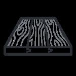 wood floor product icon