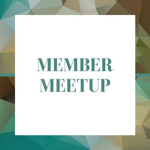 Member Meetup, May 21st
