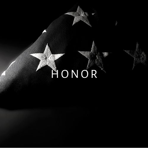 Honoring the lives of the fallen