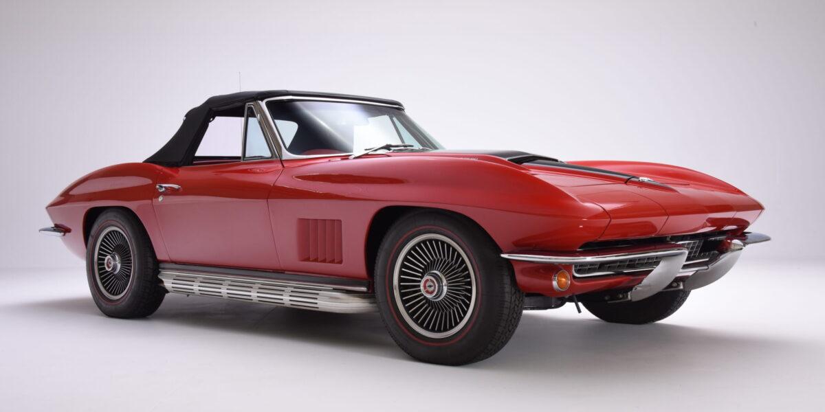 16_'67 Corvette 427 red