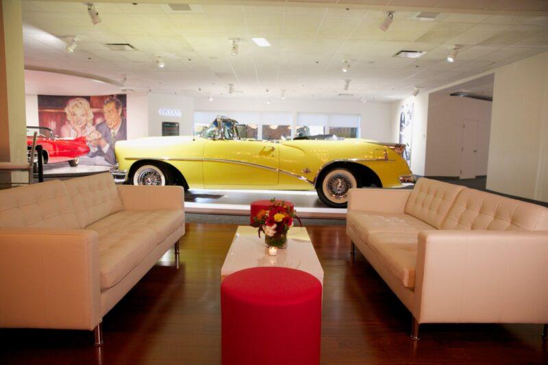 Newport Car Museum Events 1