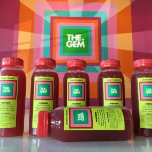 The GEM's Sports Drink