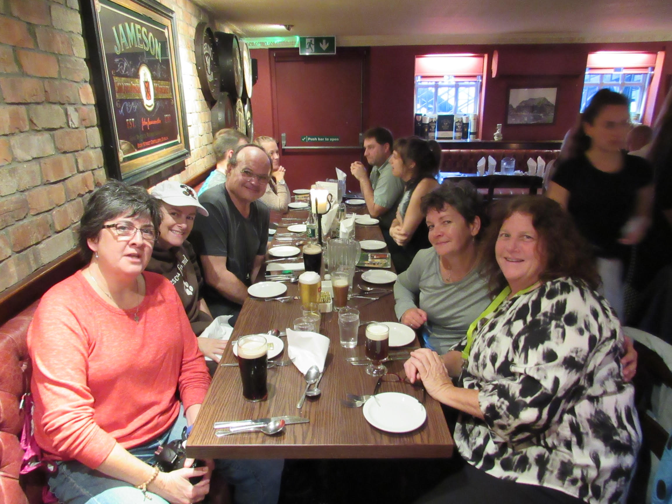 women's group travel club groups