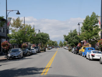 Cloverdale Then and Now
