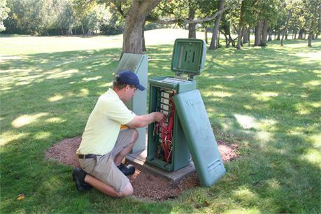 Golf Maintenance