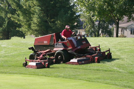 Image of Rough mower