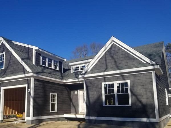 New Roof, Windows, Doors, Siding & Trim Job