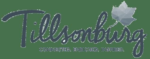 Tillsonburg Logo With Tagline 1 1