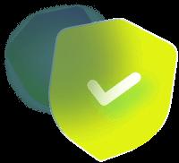 icon mesh shield