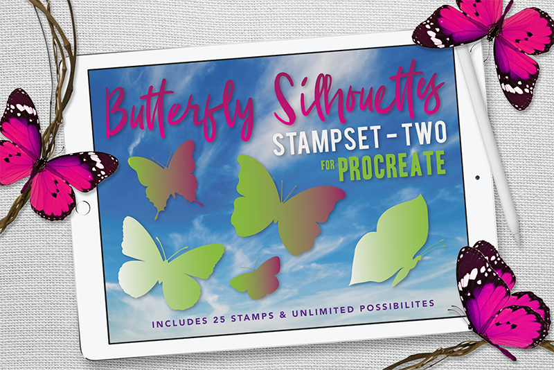 SP Set2 - Butterfly - home