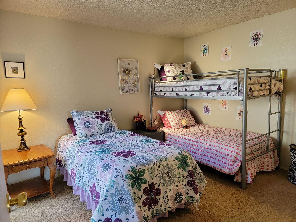 Maria Bedroom after