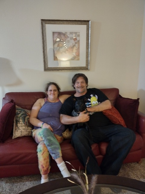 John and Gina