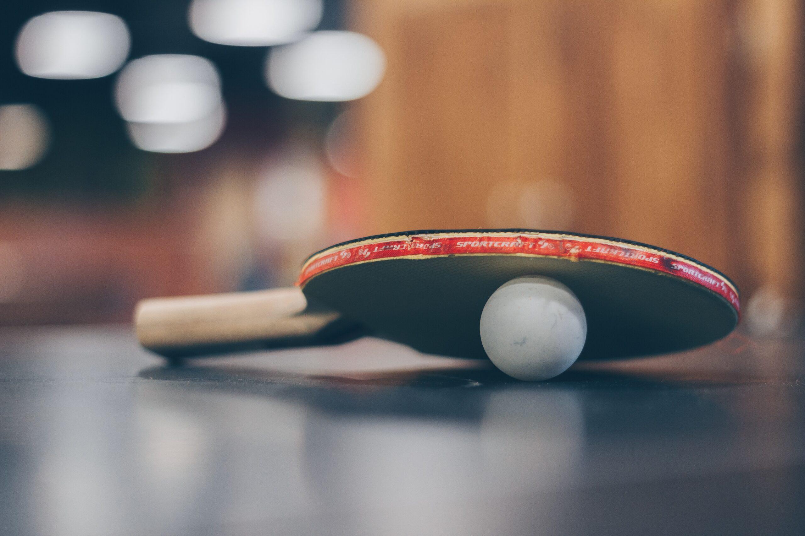How long do table tennis balls last