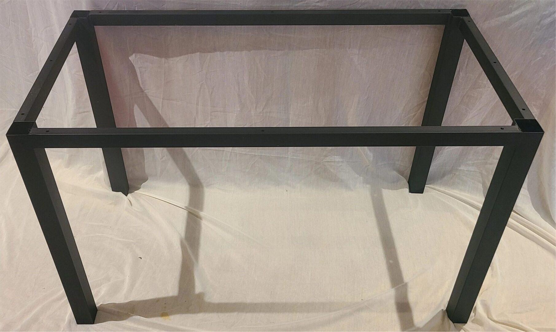 Standard full frame satin black