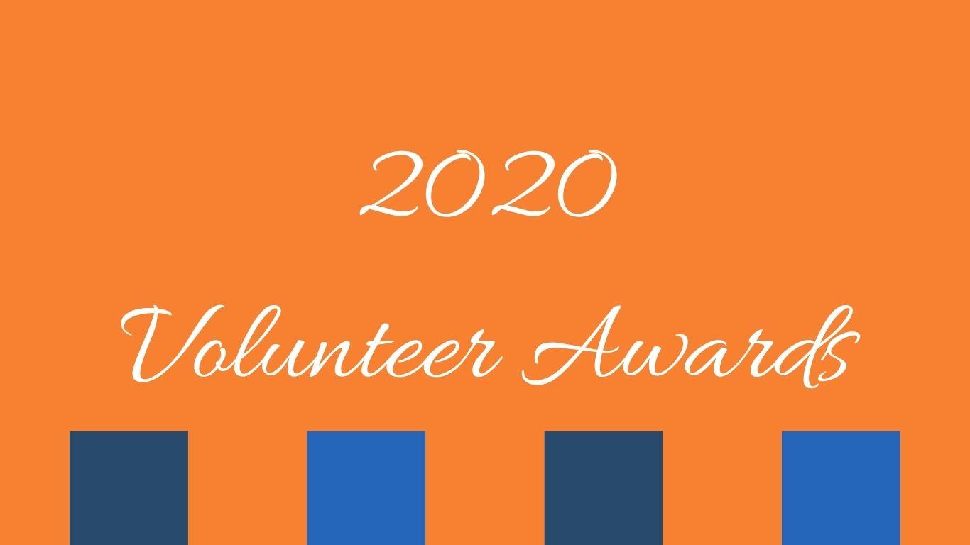 2020 Volunteer Appreciation Awards