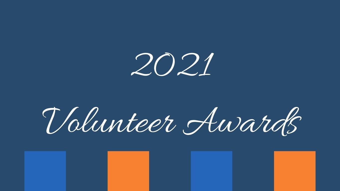 2021 Volunteer Appreciation Awards