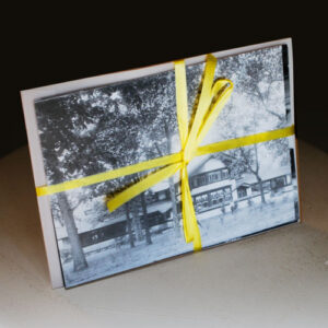 Wright vintage note cards image