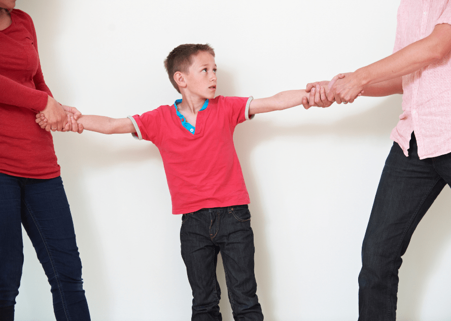 Stop the battle and hire the right child custody lawyer