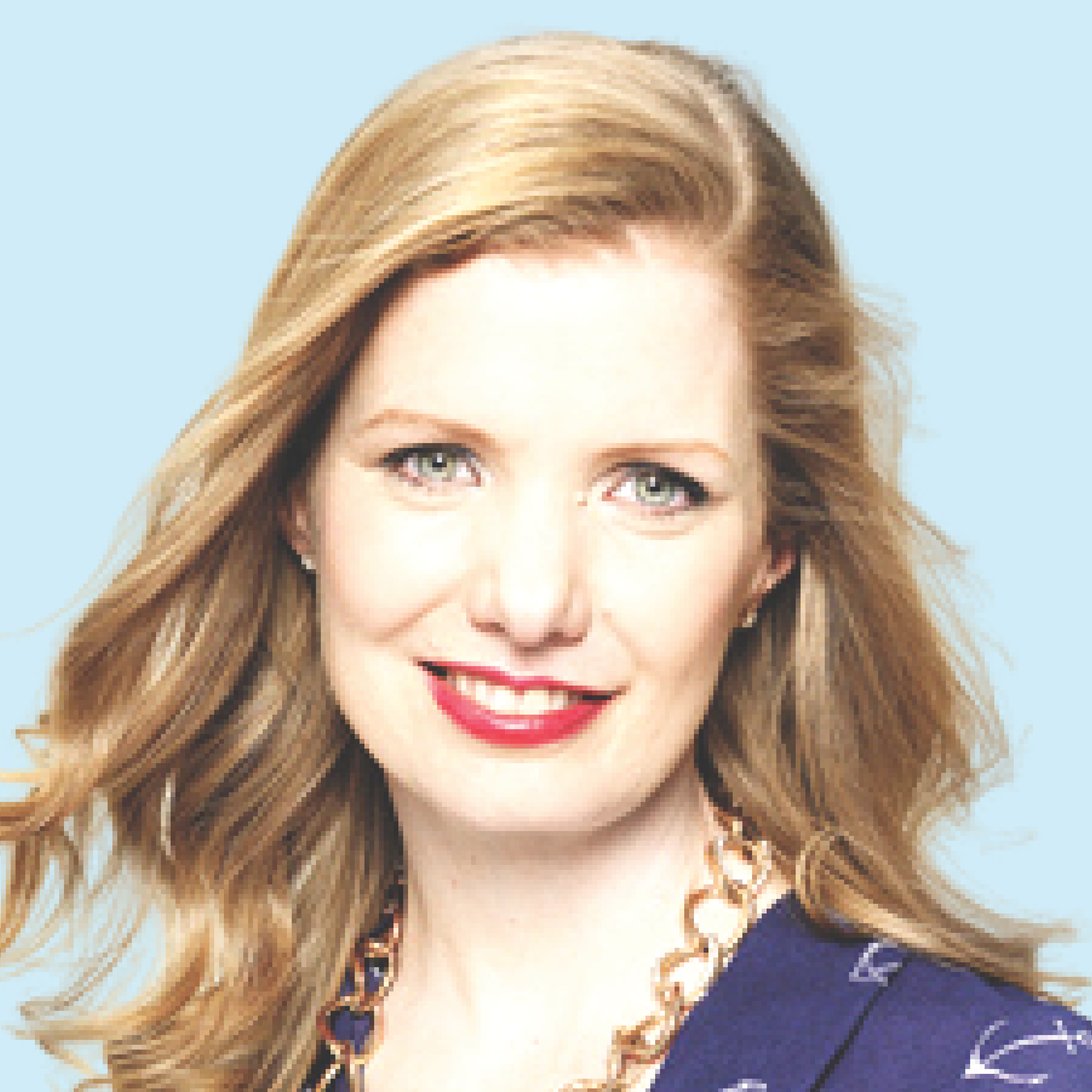 Brandie Weikle Kincrew Radio guest and columnist for the Toronto Star