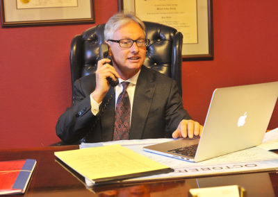 Attorney Michael A. Finerty