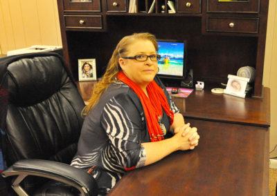 Muskogee Office Secretary