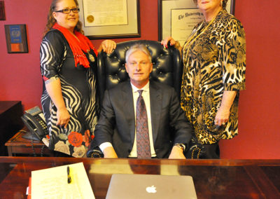 Our Muskogee Office Staff