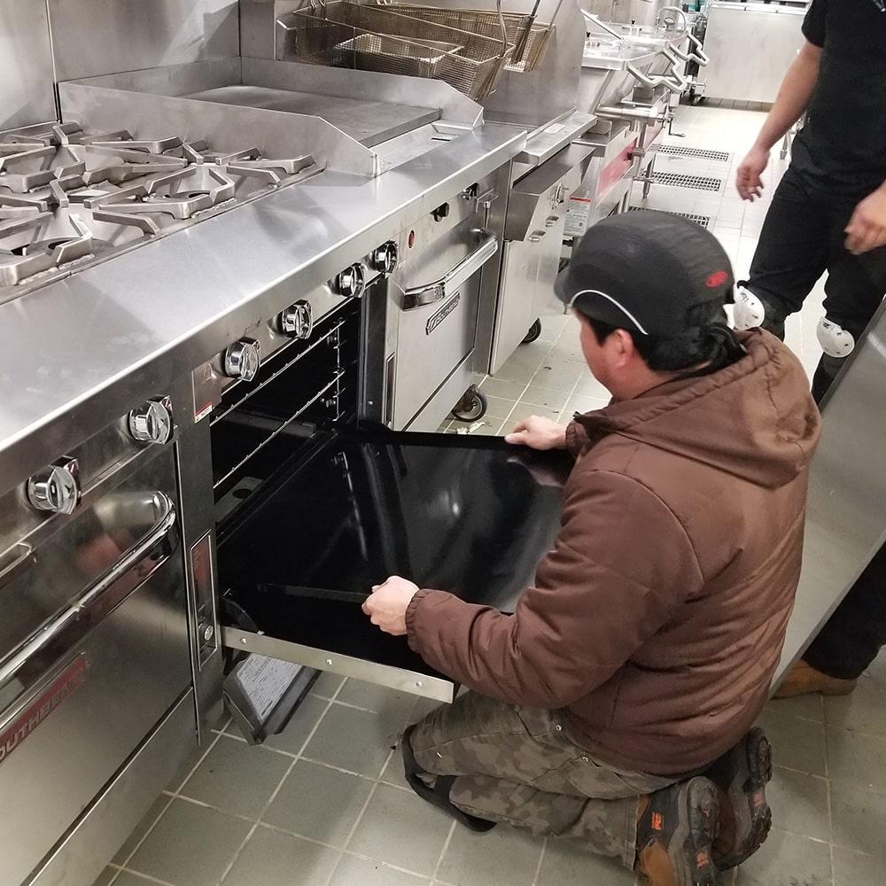 Presto Kitchen Service