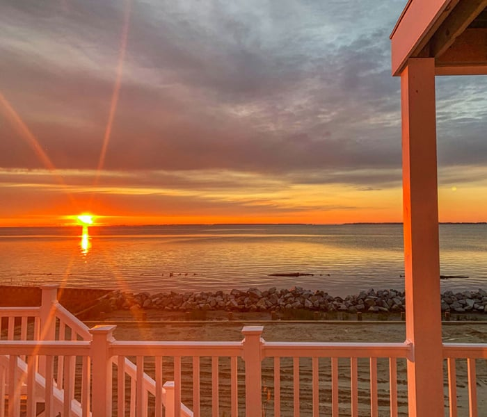Wake-Up to the Best Views in Virginia