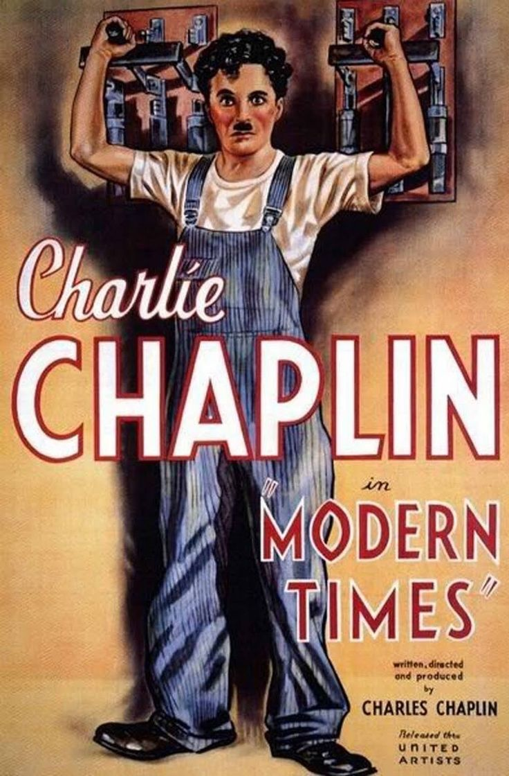 """First Friday Free Flicks feature """"Modern Times"""""""