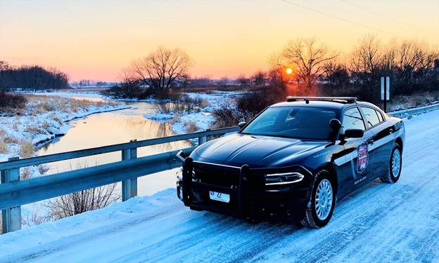 Vote for Wisconsin State Patrol in 'Best Looking Cruiser Contest'