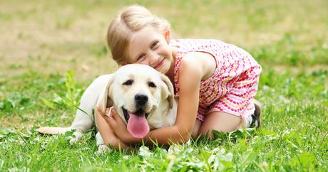 Pets make excellent role models