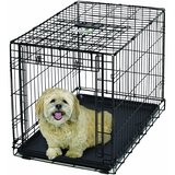dogs in crates, separation anxiety, seperation, lonely dogs, pet parents, pets alone