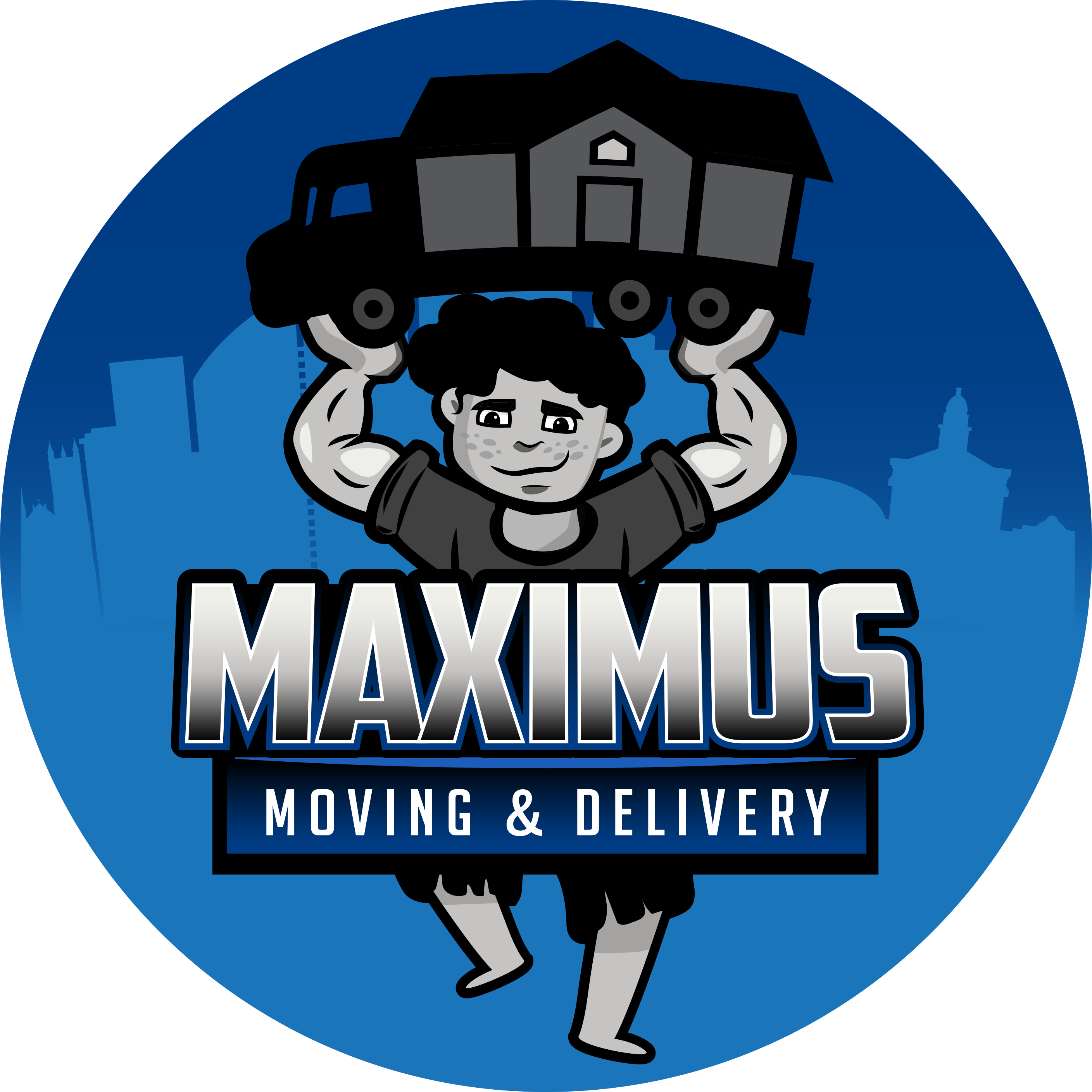 Maximus Moving & Delivery