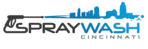 Spray Wash Cincinnati soft washing pressure washing power washing graffiti removal