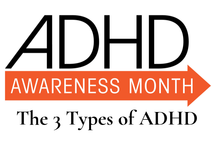 The 3 Types of ADHD