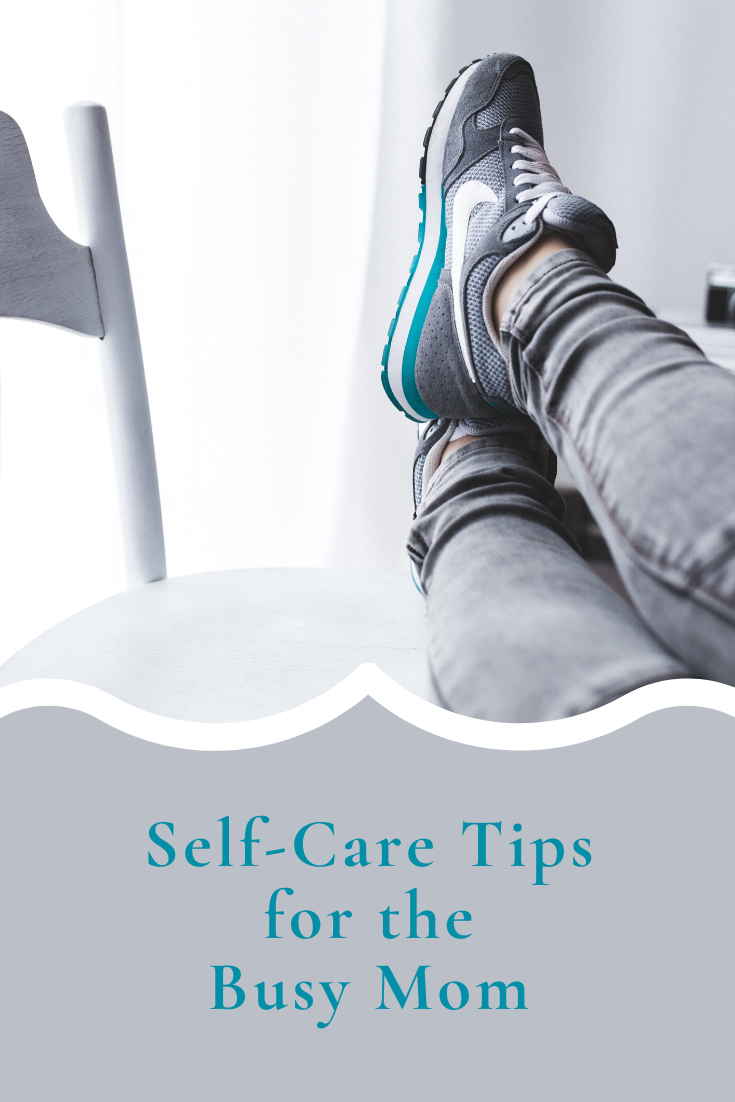 Moms are busy! Last on their to-do list is self-care but self-care is so important. These 6 tips can be squeezed into any moment of your day.