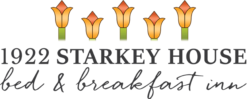 Starkey house logo | 1922 Starkey House B&B Inn | Finger Lakes, New York