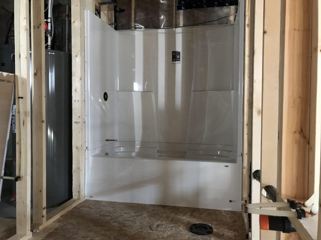 basement-bathroom-installation
