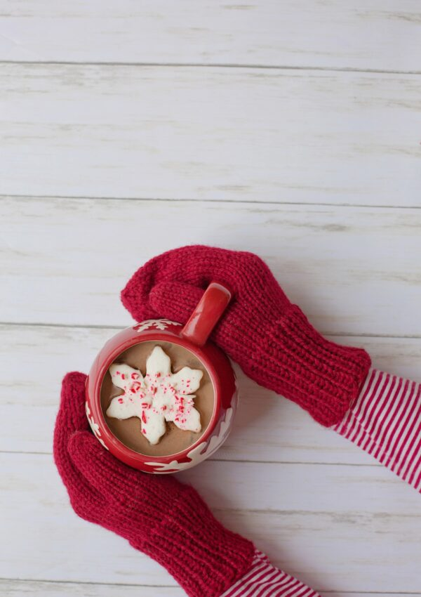 A Holiday Drink (or Dessert) to Enjoy This Year