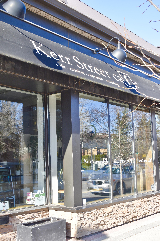 Kerr Street Cafe